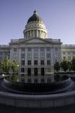 Edifício do Capitólio do estado de Utá Fotografia de Stock Royalty Free