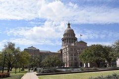 Edifício do Capitólio do estado de Texas fotografia de stock