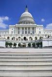 Edifício do Capitólio no Washington DC Fotografia de Stock Royalty Free