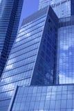 Edifício do centro de negócios Fotos de Stock