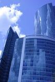 Edifício do centro de negócios Fotos de Stock Royalty Free