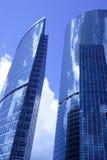 Edifício do centro de negócios Imagem de Stock Royalty Free