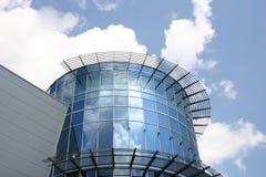 Edifício do cinema Imagens de Stock