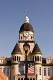 Edifício do condado Fotografia de Stock