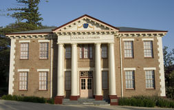 Edifício do Conselho Fotos de Stock Royalty Free