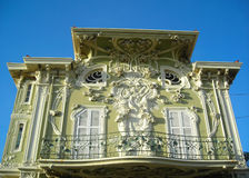 Edifício do estilo da liberdade Imagens de Stock Royalty Free