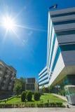 Edifício do governo de Bósnia Fotografia de Stock