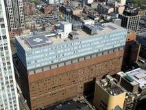 Edifício do hospital Imagens de Stock Royalty Free