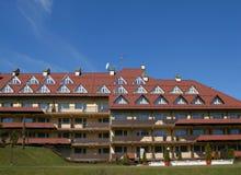 Edifício do hotel Foto de Stock