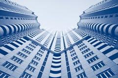 edifício do Multy-andar Imagem de Stock Royalty Free