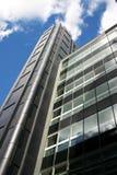 Edifício do negócio Fotografia de Stock Royalty Free