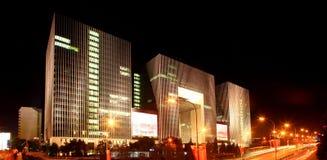 Edifício do petróleo de China Imagem de Stock