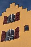 Edifício do porto renovado Imagens de Stock Royalty Free