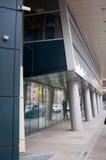 Edifício do projeto moderno Imagem de Stock Royalty Free