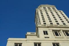 Edifício do tribunal Fotos de Stock Royalty Free