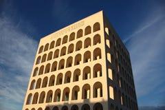 Edifício dos povos em Roma Imagem de Stock Royalty Free