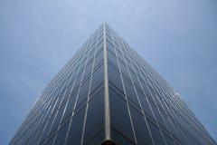 Edifício e céu Imagens de Stock