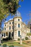 Edifício elaborado da escola de equitação de Jerez em spain Imagens de Stock Royalty Free