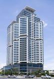 Edifício elevado. Fotografia de Stock