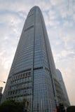 Edifício elevado Foto de Stock