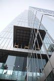 Edifício elevado da ascensão Fotografia de Stock Royalty Free