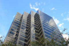 Edifício elevado moderno da ascensão Fotos de Stock Royalty Free