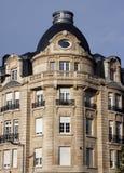 Edifício em Luxembourg Fotos de Stock Royalty Free