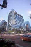 Edifício em a noite Imagem de Stock Royalty Free