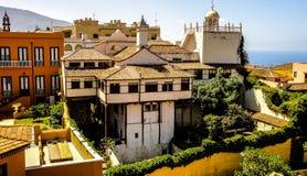 Edifício em Spain Fotos de Stock