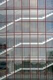 Edifício feito do vidro Fotografia de Stock