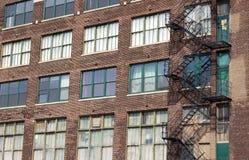 Edifício grande do armazém Fotos de Stock