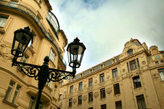 Edifício histórico Foto de Stock
