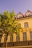 Edifício histórico Imagem de Stock Royalty Free