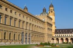 Edifício histórico em Munich, Alemanha fotografia de stock royalty free