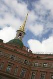 Edifício histórico St Petersburg Foto de Stock