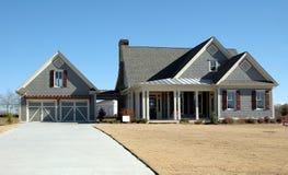 Edifício Home novo Imagem de Stock Royalty Free