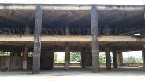 Edifício inacabado Fotografia de Stock Royalty Free