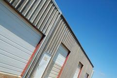 Edifício industrial fotos de stock royalty free
