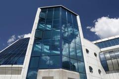 Edifício industrial moderno 15 Imagem de Stock