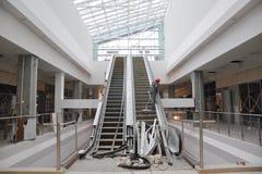 Edifício interior Fotografia de Stock