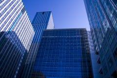 Edifício Japão da cidade de Tokyo Fotografia de Stock