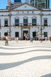 Edifício Leal de Senado Imagem de Stock Royalty Free