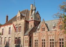 Edifício medieval Foto de Stock Royalty Free