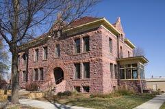 Edifício memorável de Luverne Imagem de Stock