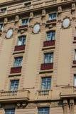 Edifício modernista em Barcelona foto de stock royalty free