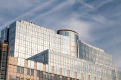 Edifício moderno Imagem de Stock