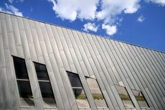 Edifício moderno Fotografia de Stock Royalty Free