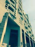 Edifício moderno da arquitetura Fotos de Stock Royalty Free