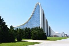 Edifício moderno da arquitetura Imagens de Stock Royalty Free