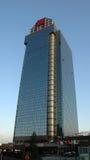 Edifício moderno de Istambul Fotos de Stock